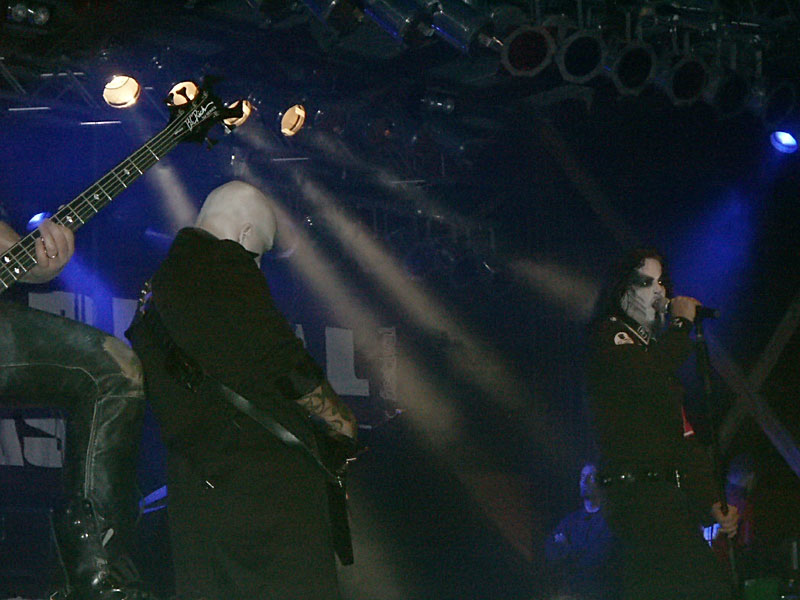 Dimmu Borgir - Brutal Assault 11.