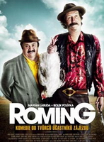 ROMing poster