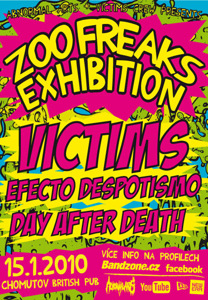Zoofreaks Exhibitions