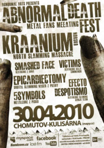 Abnormal Death Fest 3.