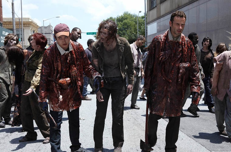 The Walking Dead - season one