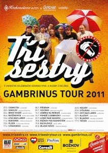 Gambrinus Tour 2011