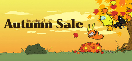 Valve Autumn sale