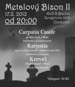 Metalový Bizon II.