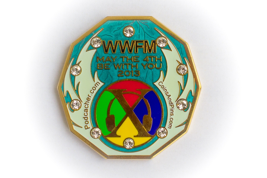 WWFM - WORLD WIDE FLASH MOBS - GeoCoin