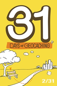 31 Days of Geocaching