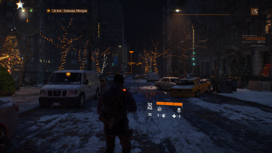 The Division Open Beta