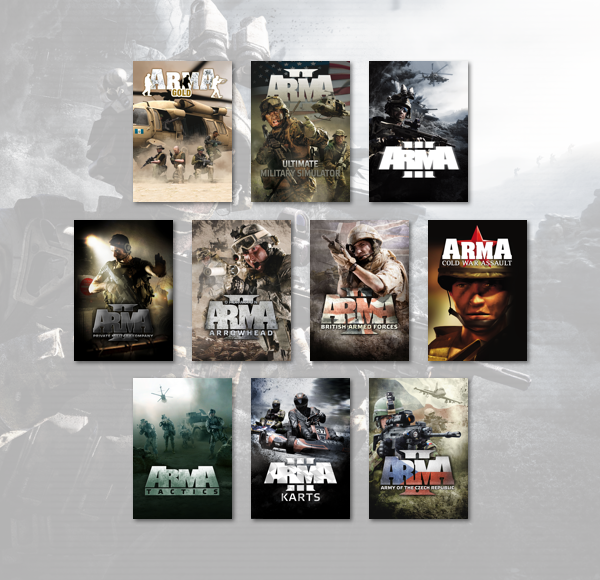 Humble ARMA Bundle