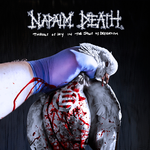 Napalm Death - Throes of Joy in The Jaws od Defeatism cover